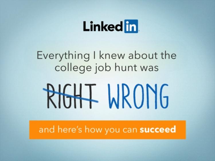 Undergraduates should consider LinkedIn.